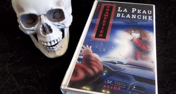 Roman d'horreur La peau blanche de Joël Champetier