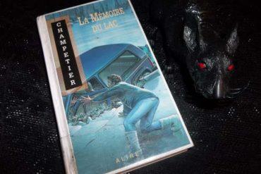 La mémoire du lac, de Joël Champetier