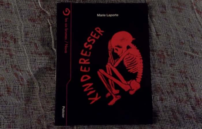 Kinderesser, de Marie Laporte