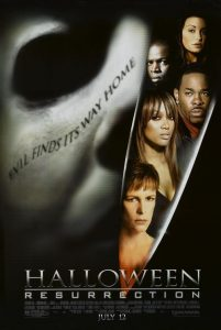 Halloween Resurrection film poster