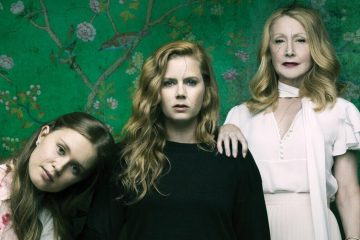 Sharp Objects Amy Adams Patricia Clarkson