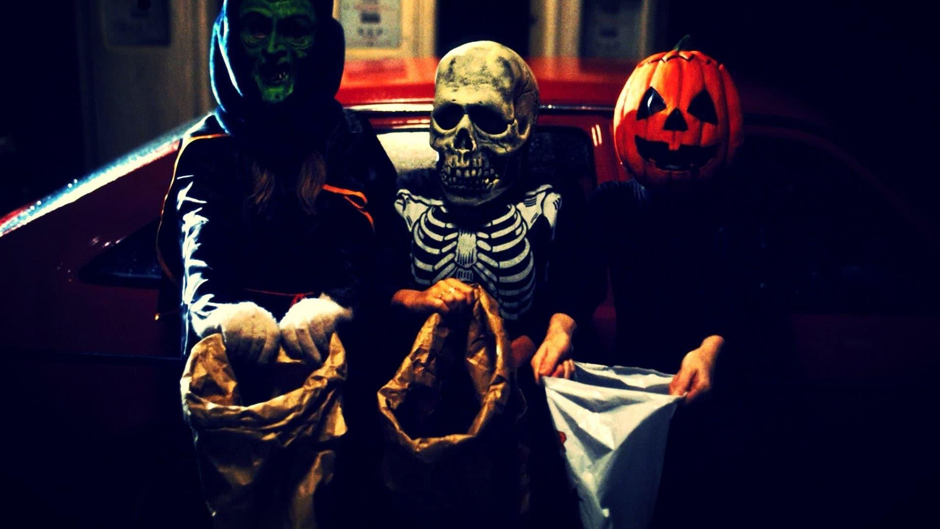 Halloween III enfants bonbons