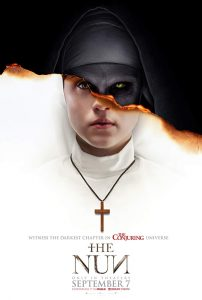 The Nun poster film
