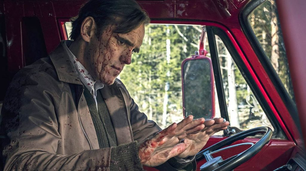 The house that Jack built capture écran