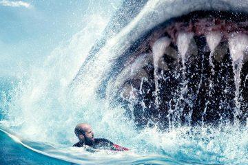 En eaux troubles, The Meg, The Meg 2, Mégalodon,