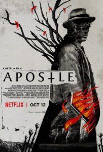 Apostle affiche film