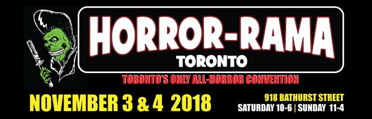 Horror-rama 2018 affiche