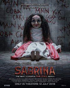 Sabrina film affiche