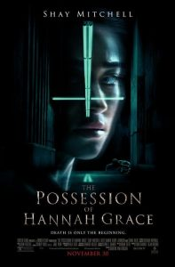 Possession of Hannah grace affiche film