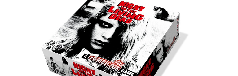 Night of the living dead jeu de table
