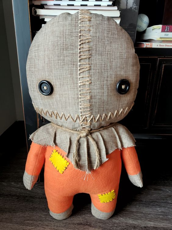 Sam trick 'r treat poupée