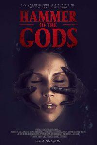 Hammer of the gods film affiche