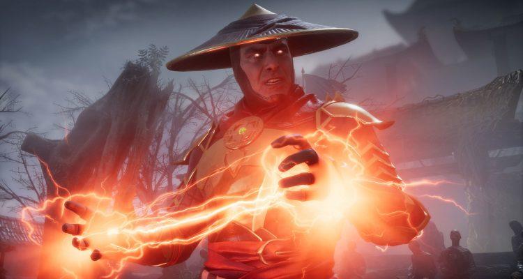 Mortal Kombat 11, Raiden