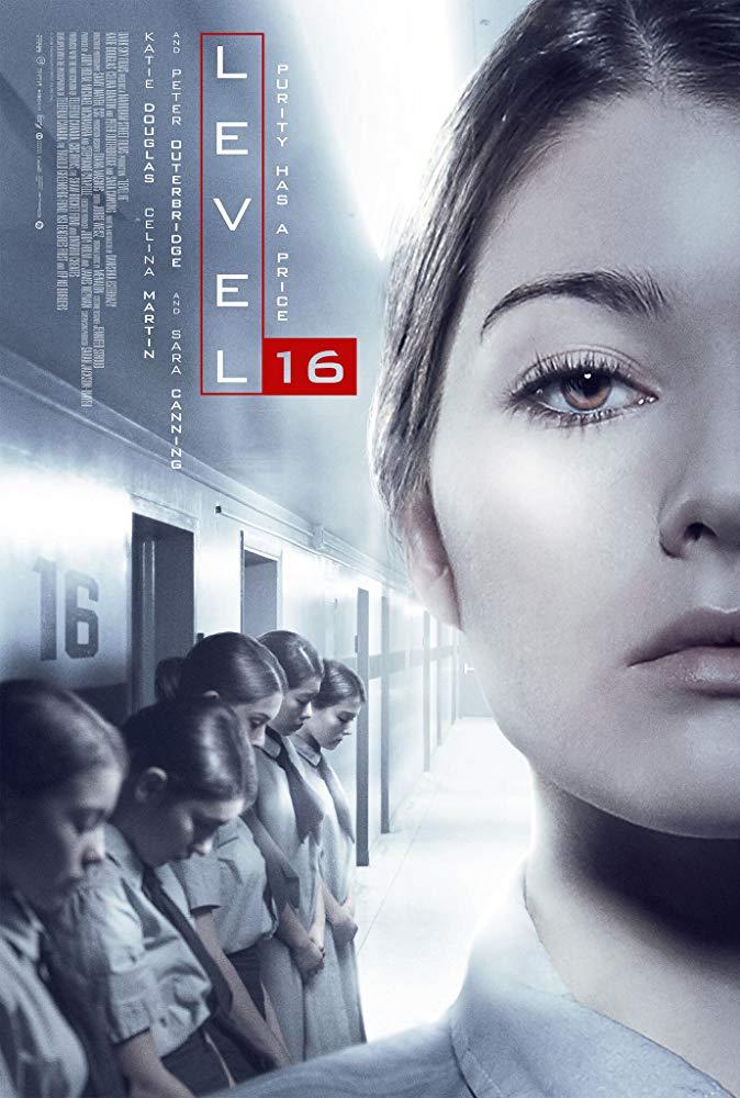 Level 16 affiche film