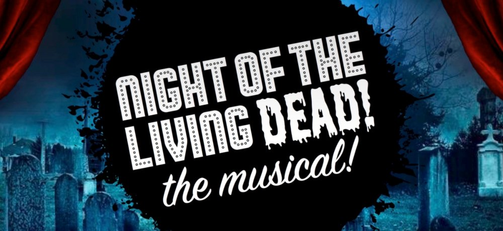 Night of the living dead musical affiche