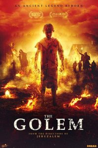 The Golem affiche film