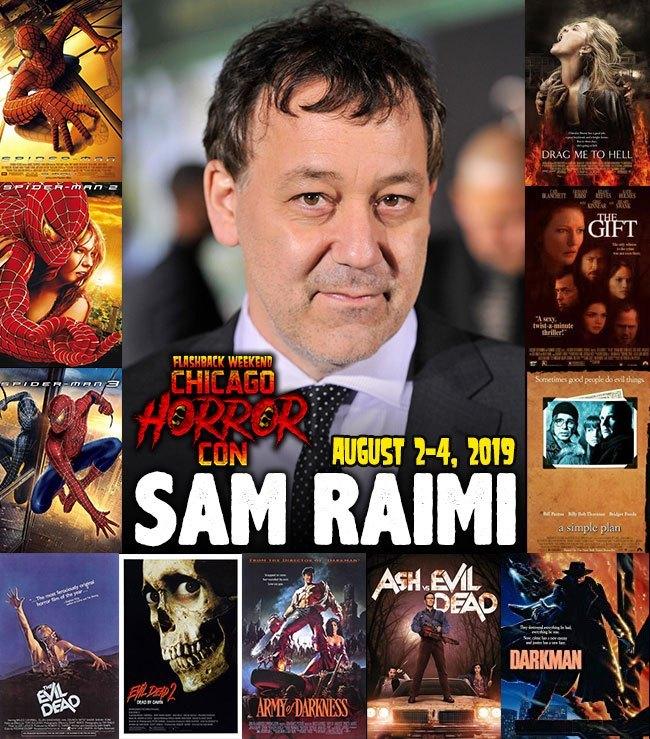Sam Raimi Flashback Weekend