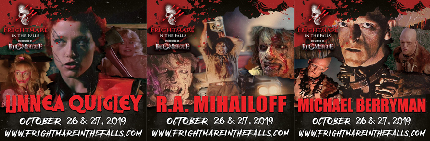 Frightmare in the falls 2019 affiche