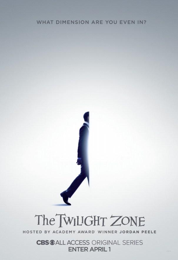 Twilight Zone affiche série télé