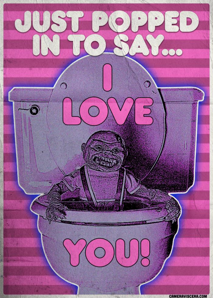 Joe Gallimore cartes St-Valentin
