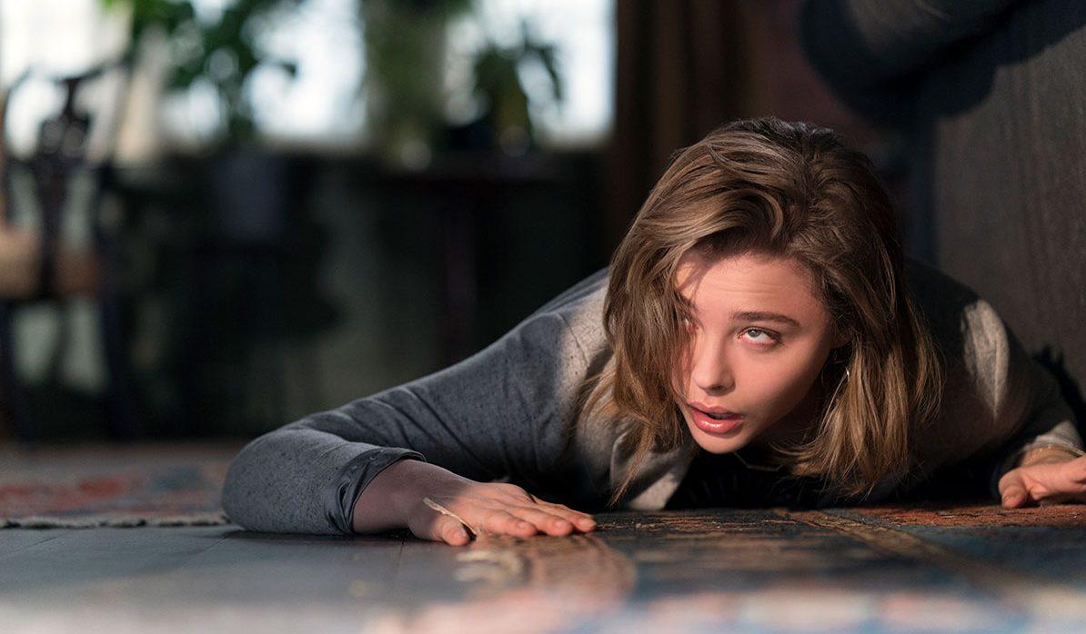 Greta Isabelle Huppert Chloe Grace Moretz Maika Monroe