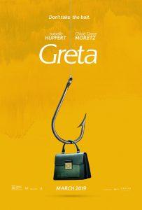 Greta affiche film
