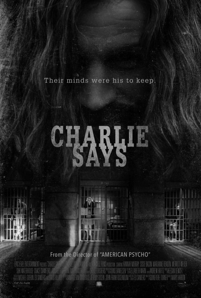 Charlie Says affiche film