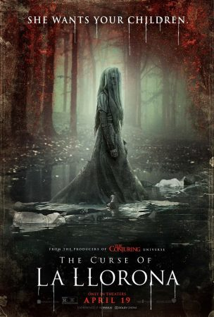 The Curse of la Llorona affiche