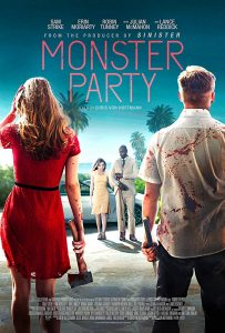 Monster Party affiche film