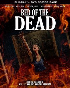 Bed of the dead dvd