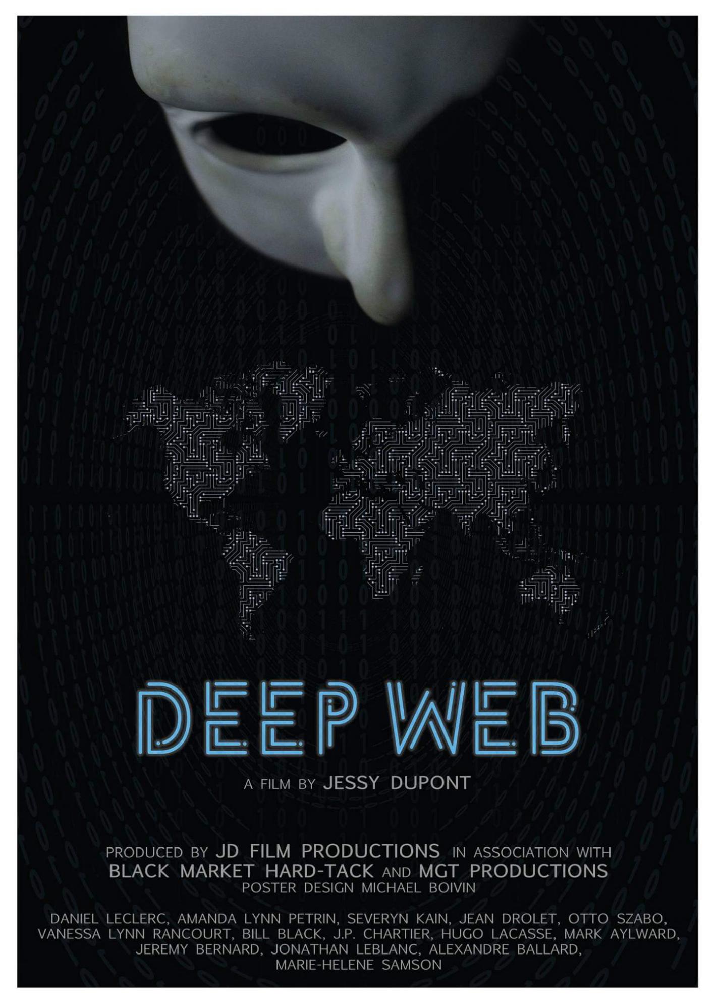 Deep web affiche film
