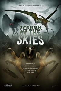 Terror in the skies affiche film