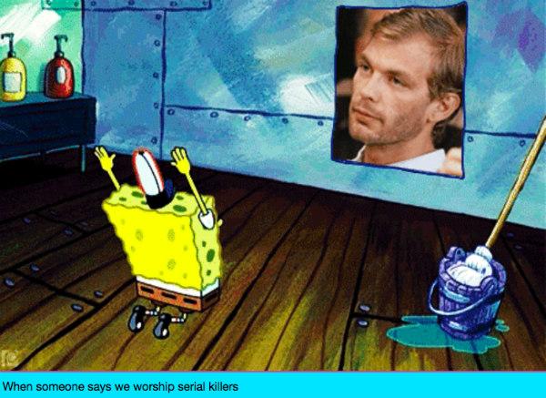 SpongeBob Jeffrey Dahmer