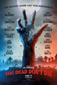 The Dead Don't Die affiche film