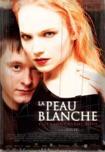 La Peay blanche affiche film