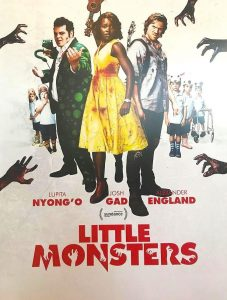 Little Monsters affiche film