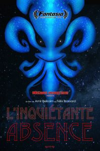 l'inquiétante absence affiche film