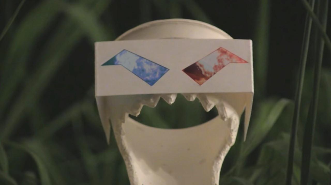 Killer Cup 3D: Les gobelets qui tuent de la troisième dimension