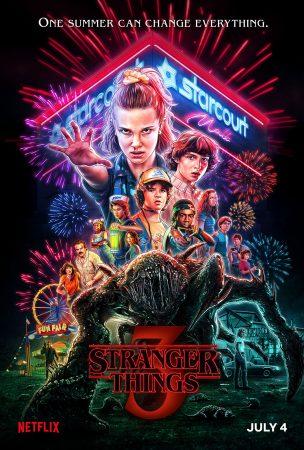 Stranger Things Saison 3 affiche