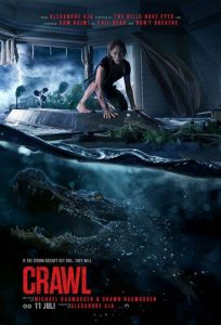 Crawl affiche film