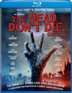 The Dead Don't Die affiche film