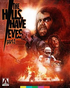 The Hills Have Eyes - Part II affiche film