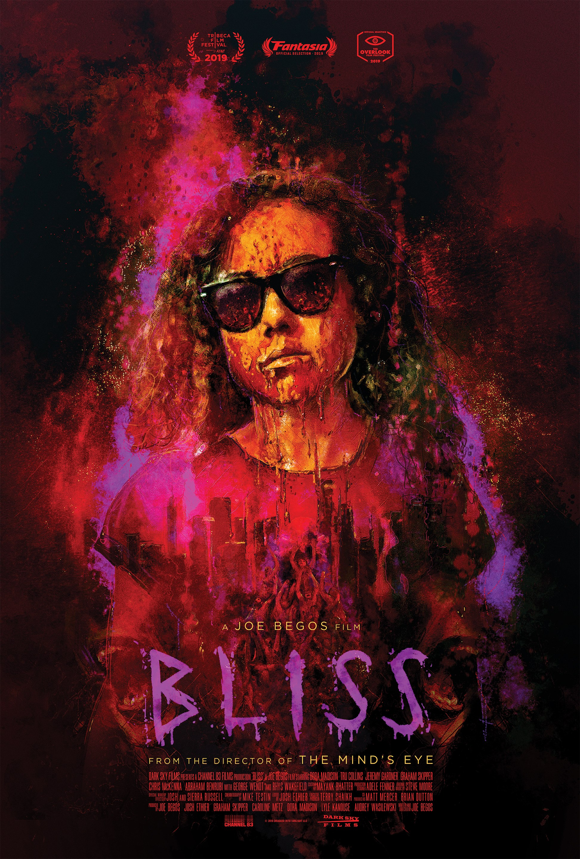 Bliss affiche film