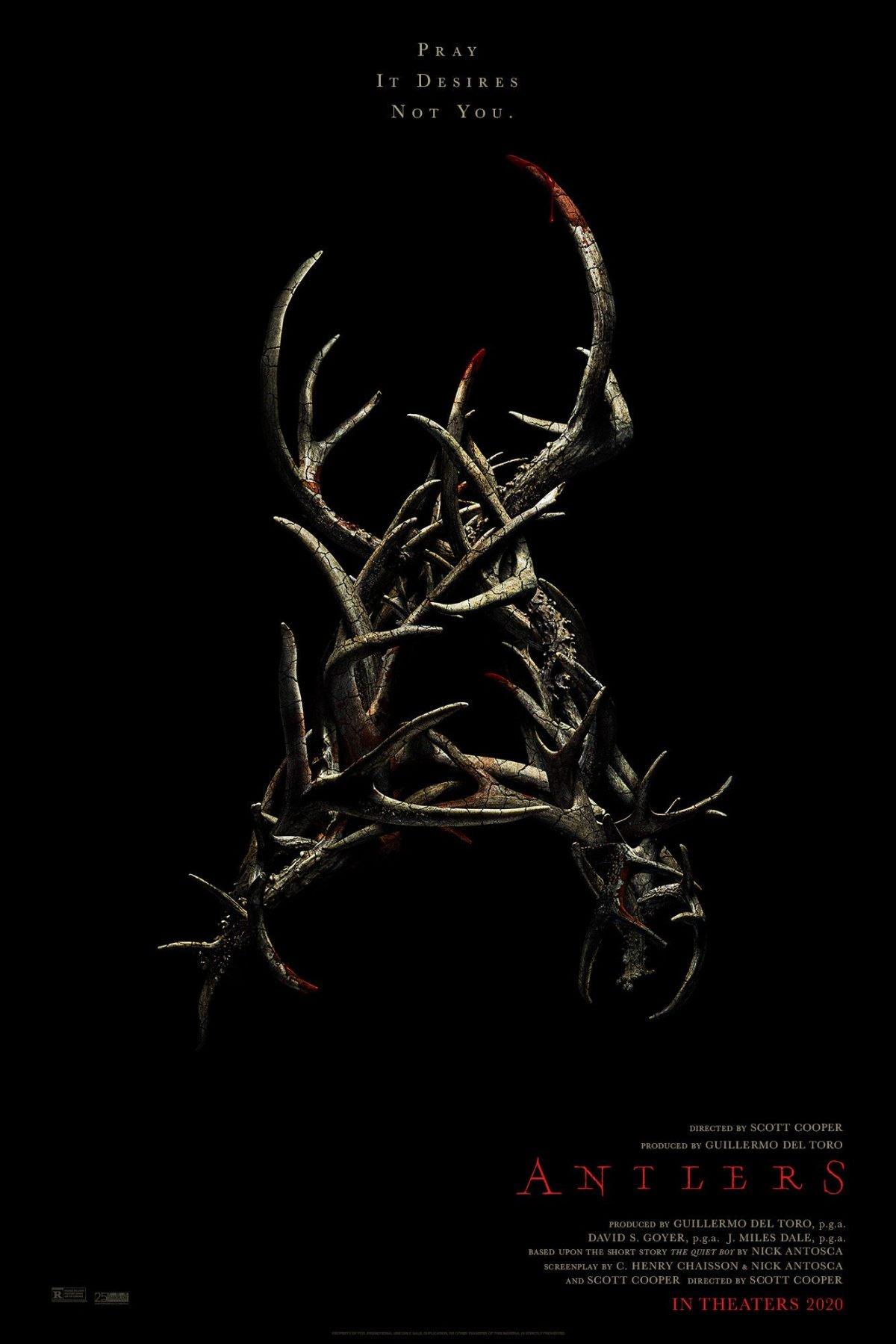 Antlers affiche film