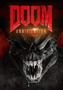 Doom Annihilation affiche film