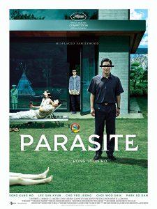 Parasite affiche film