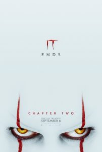 It chapter two affiche film