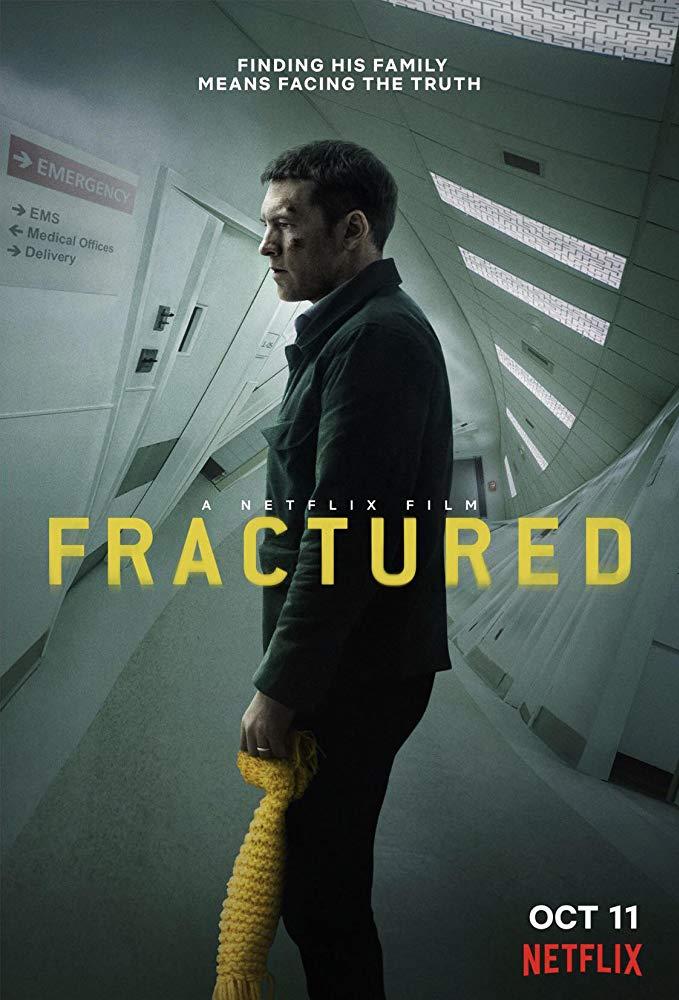 Fractured affiche film