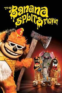 The Banana Splits affiche film