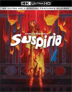 Suspiria - 4K UltraHD affiche film